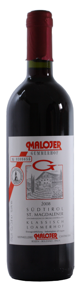 Santa Maddalena Doc - Alfred Malojer - Vino Trentino Alto Adige