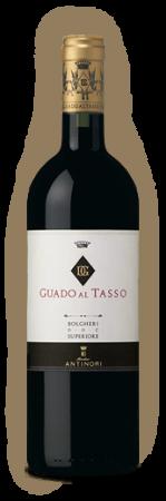"""Bolgheri Superiore Doc """"Guado al Tasso"""" - Marchesi Antinori - Vino Toscana"""