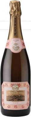 """Franciacorta Docg """"P.R. Rosè"""" Brut - Azienda Agricola Monte Rossa - Vino Lombardia"""