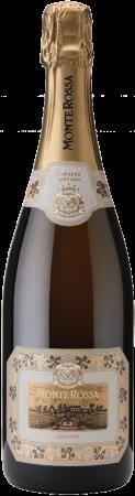 """Franciacorta Docg """"Saten"""" Brut - Azienda Agricola Monte Rossa - Vino Lombardia"""
