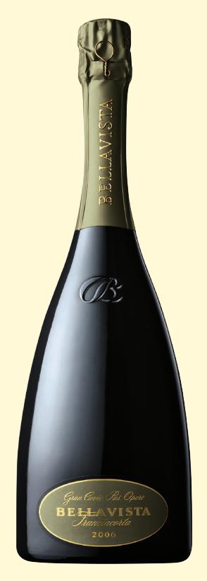 Franciacorta Gran Cuvée Pas Operé Docg - Bellavista - Vino Lombardia