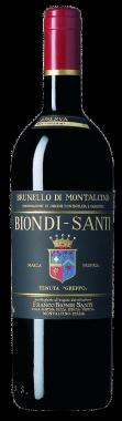 Brunello di Montalcino Docg - Biondi Santi - Vino Toscana