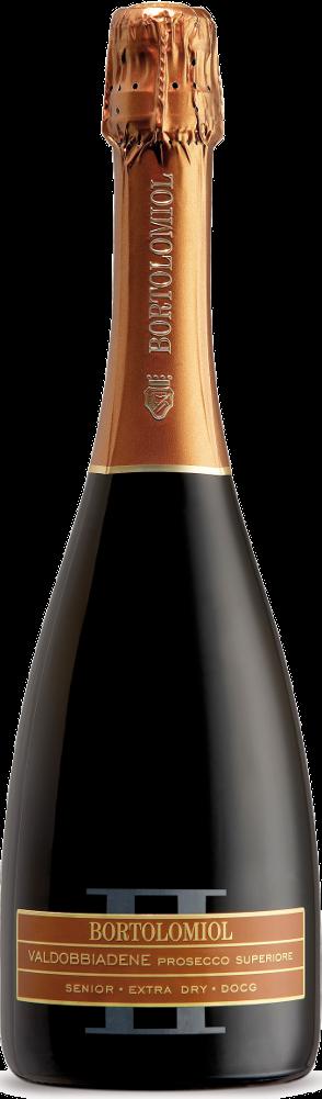 Valdobbiadene Superiore Docg Prosecco Extra Dry - Cantine Bortolomiol - Vino Veneto