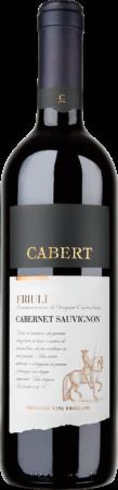 Cabernet Sauvignon Friuli Grave Doc - Cabert - Vino Friuli Venezia Giulia