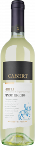 Pinot Grigio Friuli Grave Doc - Cabert - Vino Friuli Venezia Giulia