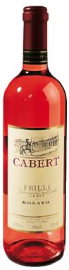 Rosato Friuli Grave Doc - Cabert - Vino Friuli Venezia Giulia