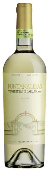 """Vermentino di Gallura """"Funtanaliras"""" Docg - Cantina del Vermentino - Vino Sardegna"""