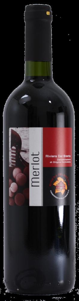 Merlot Igt - Cantine Riviera del Brenta - Vino Veneto