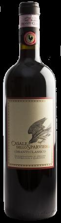 """Chianti Classico Docg """"Casale dello Sparviero"""" - Casale dello Sparviero - Vino Toscana"""