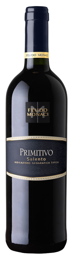 Primitivo Salento Igt - Castello Monaci - Vino Puglia