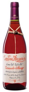 """Montepulciano D'Abruzzo """"Cerasuolo"""" Doc - Azienda Agricola Ciccio Zaccagnini - Vino Abruzzo"""