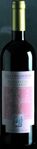Pignoletto Frizzante Doc - Azienda Agricola Cinti Floriano - Vino Emilia Romagna