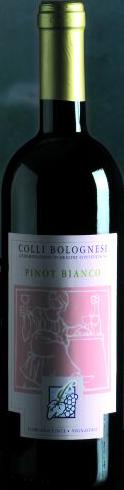 Pinot Bianco Igt - Azienda Agricola Cinti Floriano - Vino Emilia Romagna