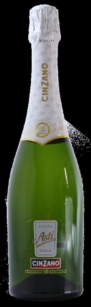 Asti Spumante Cinzano Docg - Cinzano Gancia Martini - Vino Piemonte