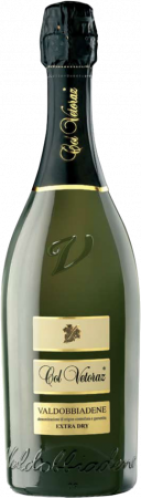 Valdobbiadene Superiore Docg Prosecco Extra Dry - Col Vetoraz - Vino Veneto