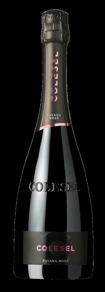 Pavana Rosè Brut - Colesel - Vino Veneto