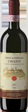 """Chianti """"Terre di Poppiano"""" Docg - Conte Ferdinando Guicciardini - Vino Toscana"""