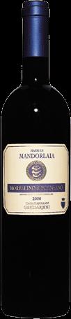 """Morellino di Scansano """"Mandorlaia"""" Doc - Conte Ferdinando Guicciardini - Vino Toscana"""