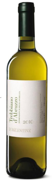 Trebbiano D'Abruzzo Doc - Fattoria La Valentina - Vino Abruzzo