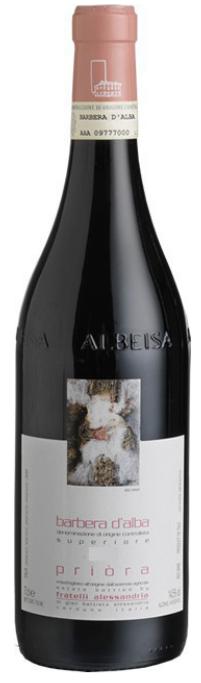 "Barbera D'Alba Superiore ""La Priora"" Doc - Fratelli Alessandria - Vino Piemonte"