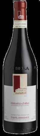 Dolcetto D'Alba Doc - Fratelli Alessandria - Vino Piemonte