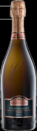 Valdobbiadene Superiore Docg Prosecco Brut - Fratelli Bortolin - Vino Veneto
