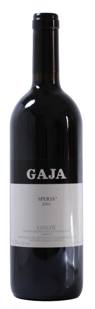 "Langhe Nebbiolo ""Sperss"" Doc - Gaja - Vino Piemonte"