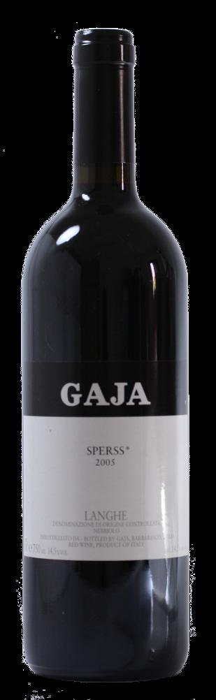 """Langhe Nebbiolo """"Sperss"""" Doc - Gaja - Vino Piemonte"""