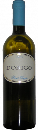 Pinot Grigio Doc - Girolamo Dorigo - Vino Friuli Venezia Giulia