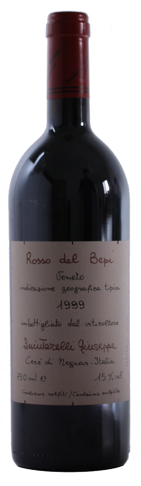 Rosso del Bepi Veronese Igt - Azienda Agricola Giuseppe Quintarelli - Vino Veneto