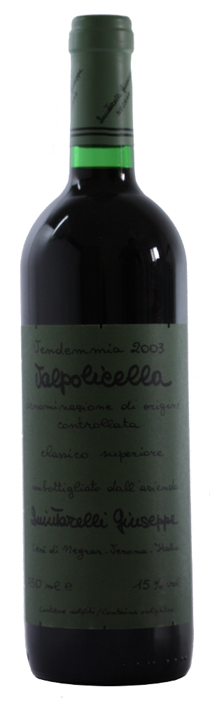 Valpolicella Classico Superiore Doc - Azienda Agricola Giuseppe Quintarelli - Vino Veneto