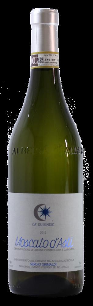 Moscato D'Asti Docg - Azienda Agricola Sergio Grimaldi - Vino Piemonte