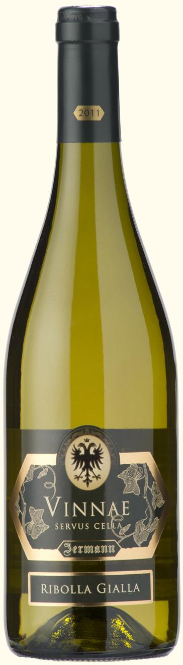 """Ribolla Gialla """"Vinnae"""" - Azienda Agricola Jermann - Vino Friuli Venezia Giulia"""