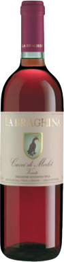 Cuveè di Merlot Igt Veneto - Tenuta La Braghina - Vino Veneto