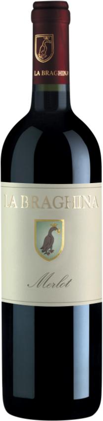 Merlot Lison Pramaggione Doc - Tenuta La Braghina - Vino Veneto