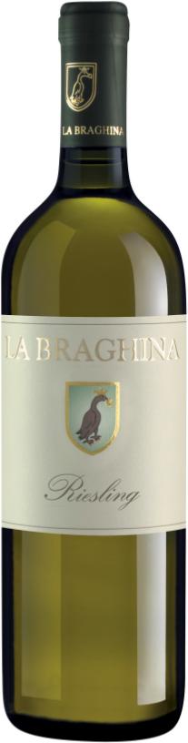 Riesling Igt Veneto - Tenuta La Braghina - Vino Veneto