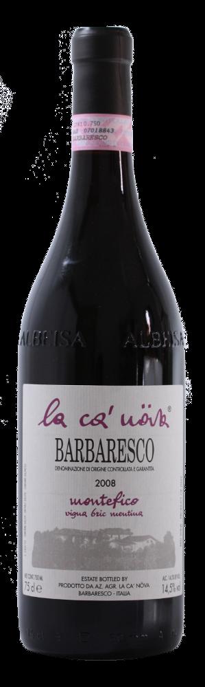 "Barbaresco Docg ""Bric Mentina"" - La Ca' Nova - Vino Piemonte"