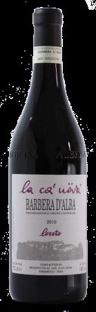 Barbera D'Alba Doc - La Ca' Nova - Vino Piemonte
