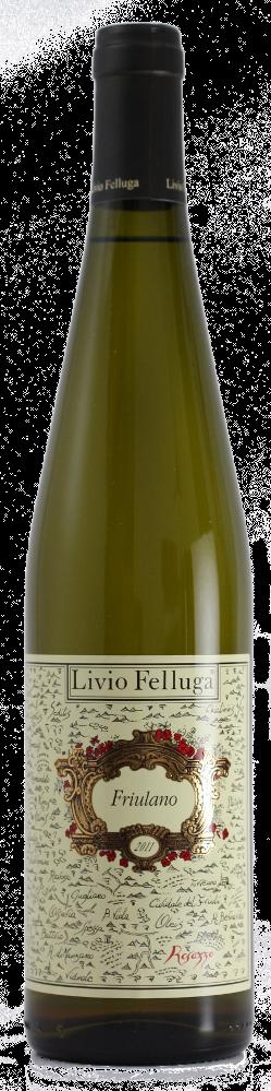Friulano Doc - Livio Felluga - Vino Friuli Venezia Giulia