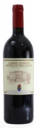 Cabernet Sauvignon Montello e Colli Asolani Doc - Conte Loredan Gasparini - Vino Veneto