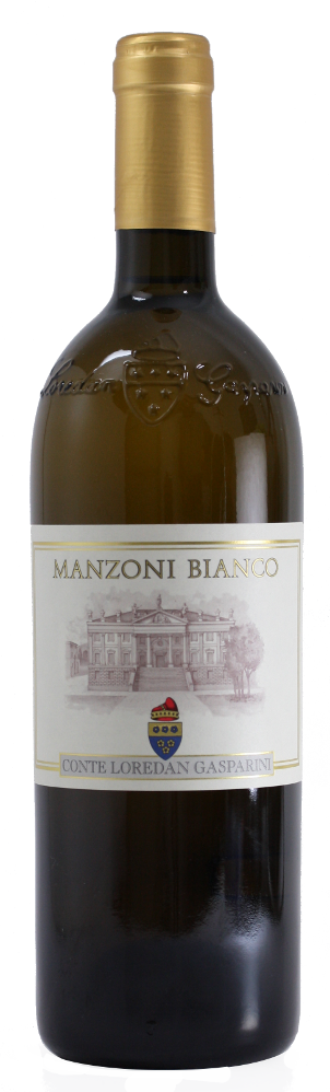 Manzoni Bianco Igt Colli Trevigiani - Conte Loredan Gasparini - Vino Veneto