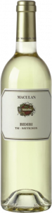 "Breganze Bianco Doc ""Bidibi"" - Vignaioli Maculan - Vino Veneto"