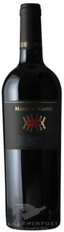 "Isola dei Nuraghi ""Entu"" Rosso Igt - Tenuta Masone Mannu - Vino Sardegna"