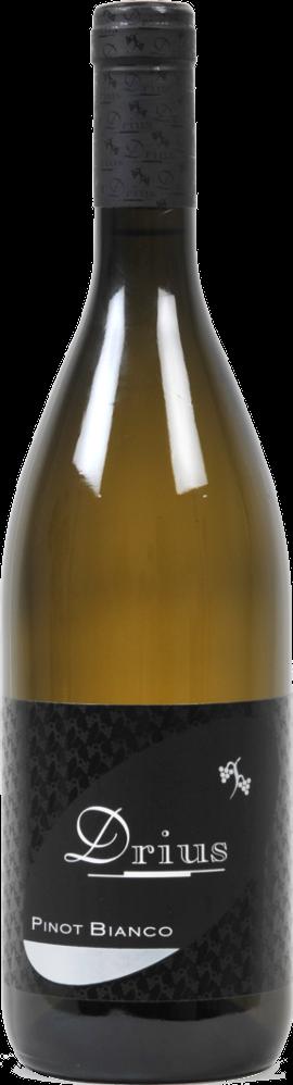 Pinot Bianco Isonzo Doc - Mauro Drius - Vino Friuli Venezia Giulia