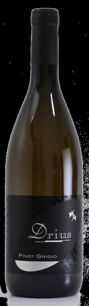 Pinot Grigio Isonzo Doc - Mauro Drius - Vino Friuli Venezia Giulia