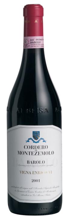 "Barolo ""Enrico IV"" 1997 - Azienda Agricola Monfalletto - Vino Piemonte"