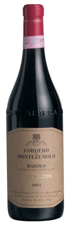 """Barolo """"Monfalletto"""" Docg - Azienda Agricola Monfalletto - Vino Piemonte"""
