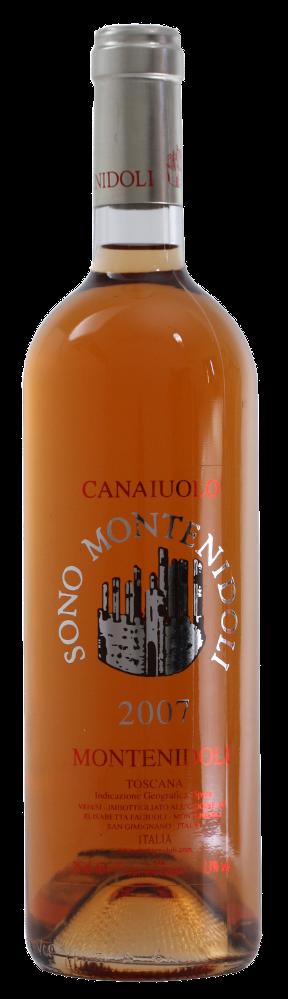 Il Canaiuolo Rosato Igt - Montenidoli - Vino Toscana