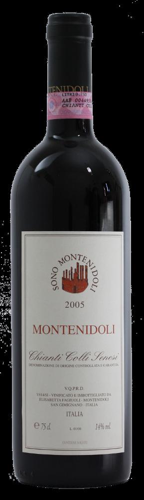 """Chianti Colli Senesi """"Montenidoli"""" Docg - Montenidoli - Vino Toscana"""