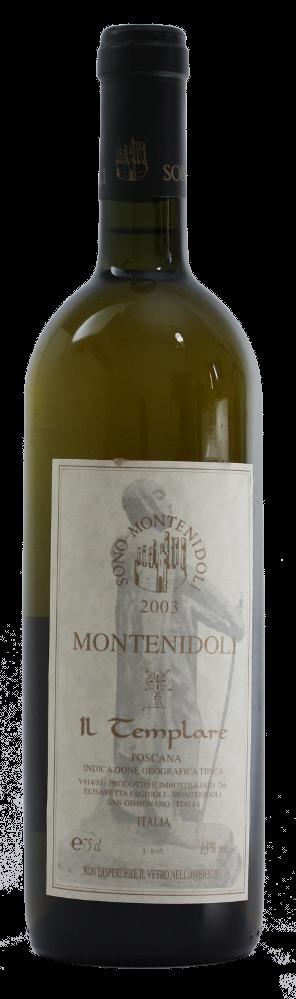 Il Templare Bianco Igt - Montenidoli - Vino Toscana